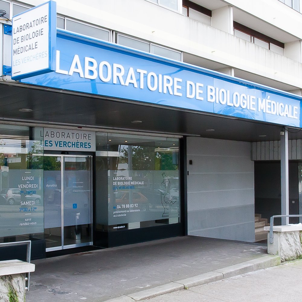 Laboratoire Les Verchères
